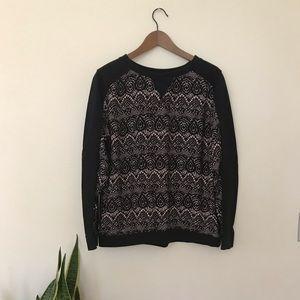 Mossimo Long Sleeve women's shirt/sweater
